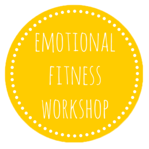 emotional fitness workshop graphic