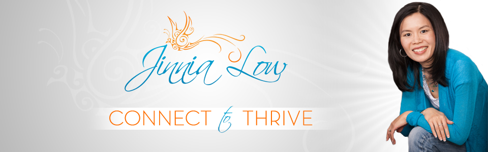 Connect to Thrive blue