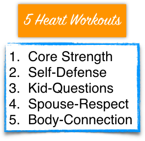 5 Heart Workouts