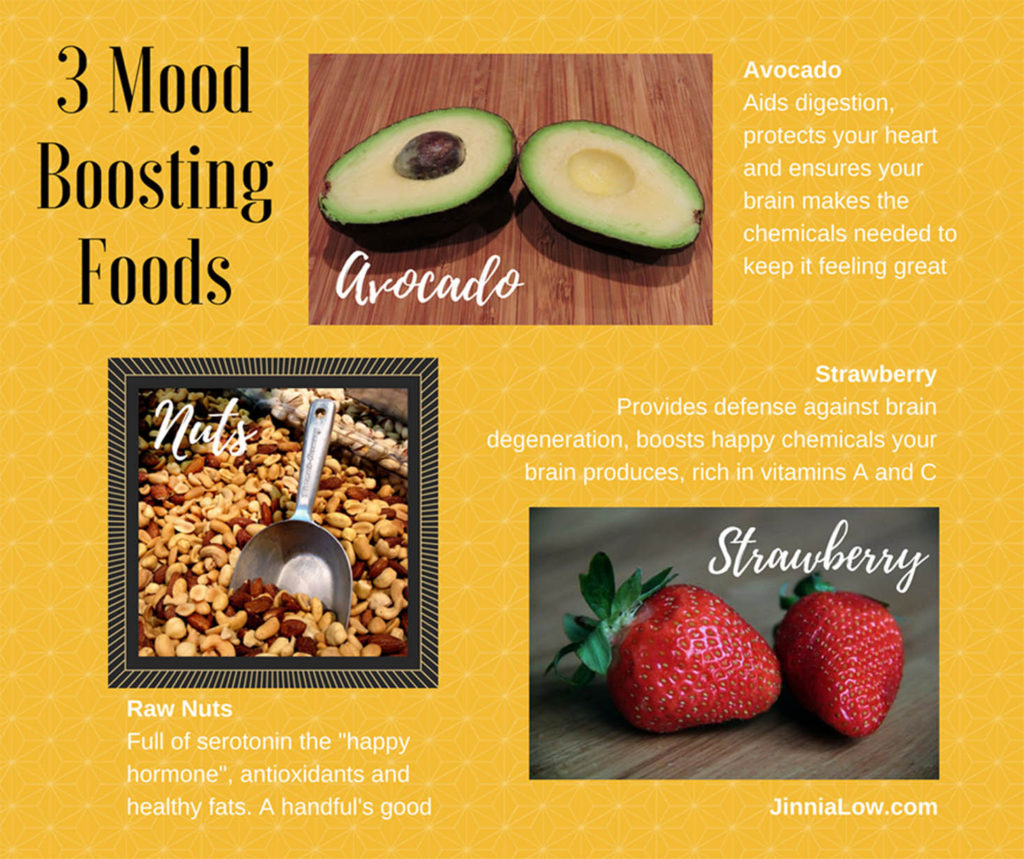 3 Mood-Boosting Foods blog